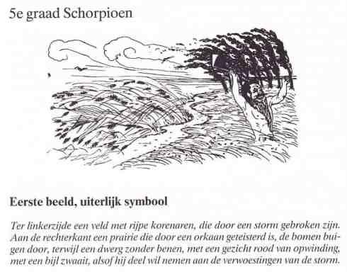 5de graad Schorpioen 2 490x384 2014 Een nieuw begin:  Astrologisch jaarartikel van Manuela van der Knaap