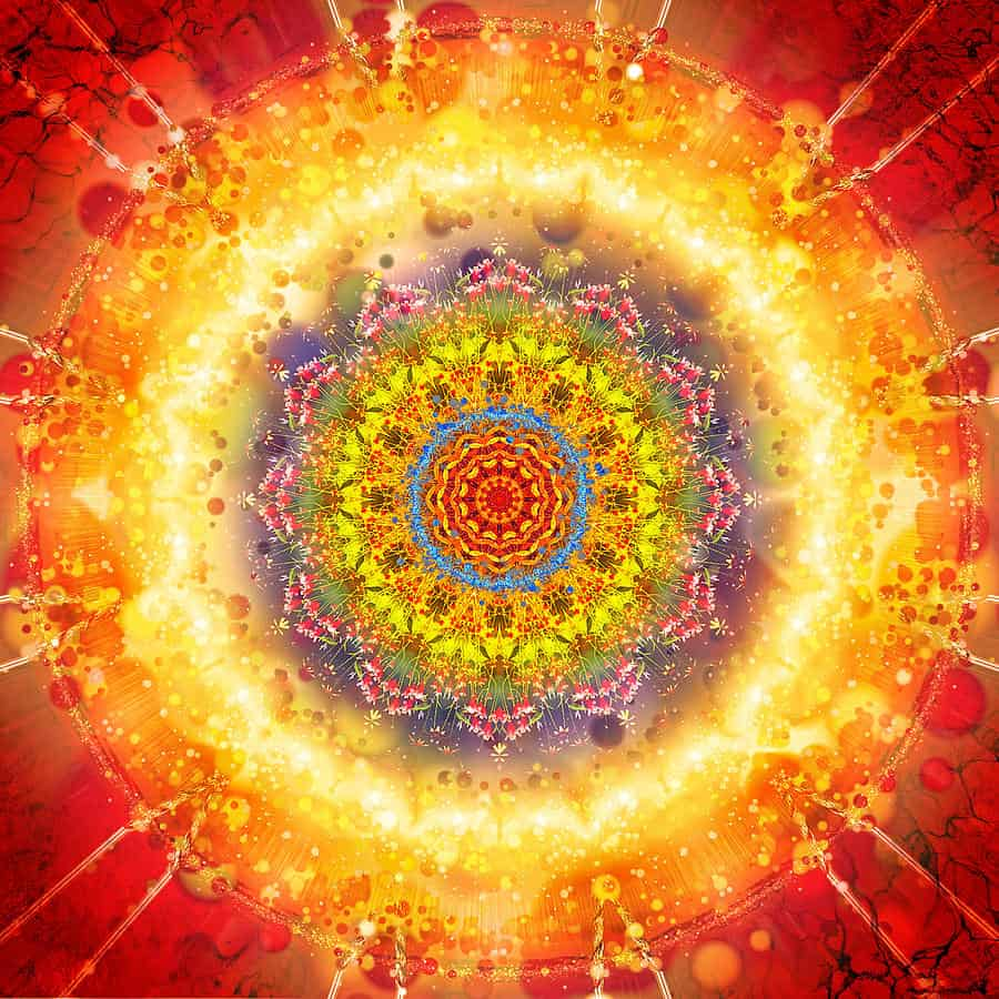 flower chakra mandala gabriel sampad 490x489 Voorspellingen voor 2014  Jennifer Hoffman