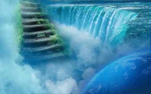Between Heaven And Earth by Dzenis 490x306 Tijdreizen 101...... De Radicale Verschuivingen van de Afgelopen Drie Maanden Begrijpen! Mei 2014   Celia Fenn