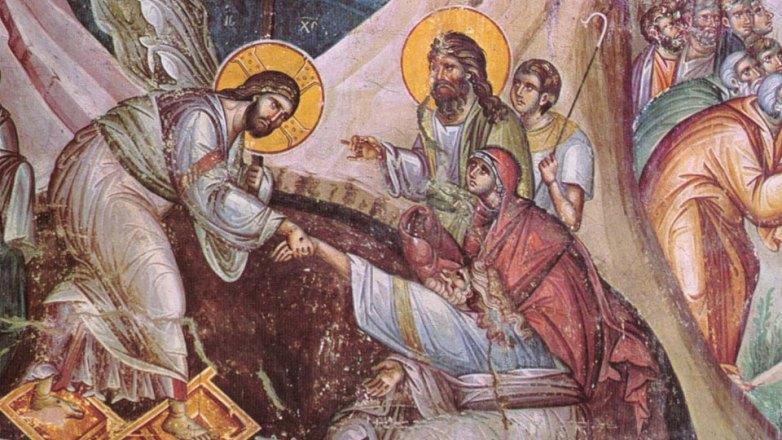 Ιερά Αγρυπνία επί τη αποδόσει της Εορτής του Πάσχα στον Ι.Ν. Κοιμήσεως της Θεοτόκου Πρασίνου Λόφου