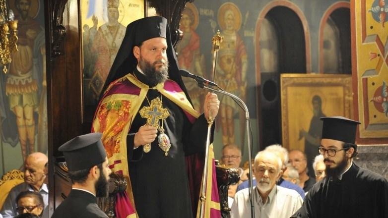 Ιερά Αγρυπνία από τον Μητροπολίτη Ν. Ιωνίας και Φιλαδελφείας κ. Γαβριήλ στον Ι.Ν. Αγ. Στεφάνου Ν. Ιωνίας