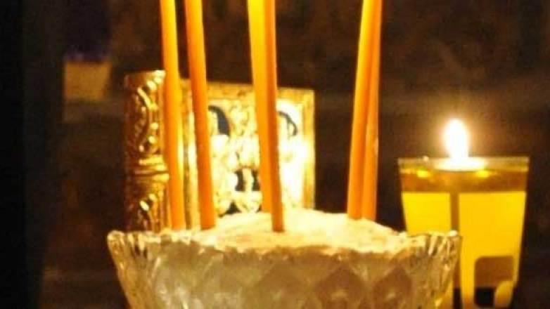 Ιερό Ευχέλαιο στον Ι.Ν. Μεταμορφώσεως του Σωτήρος Ν. Ιωνίας