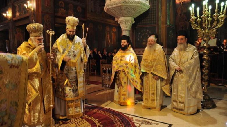 Κυριακή της Ορθοδοξίας στον Ι. Ναό Αγίων Αναργύρων