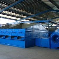 Secador de nueces con carga automática