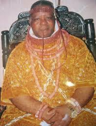 Iyase of Udo kingdom, Patrick Igbinidu.jpg