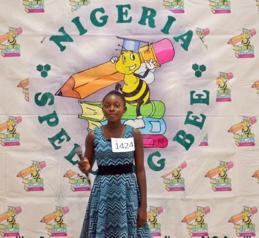 ????????????Nigeria Spelling Bee Oyo State Qualifier????????????????????????