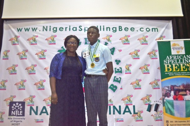 Nigeria Spelling Bee National Final 2017