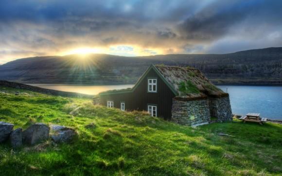 concorso vinci un viaggio in islanda con #ilovefilters paesaggio islandese