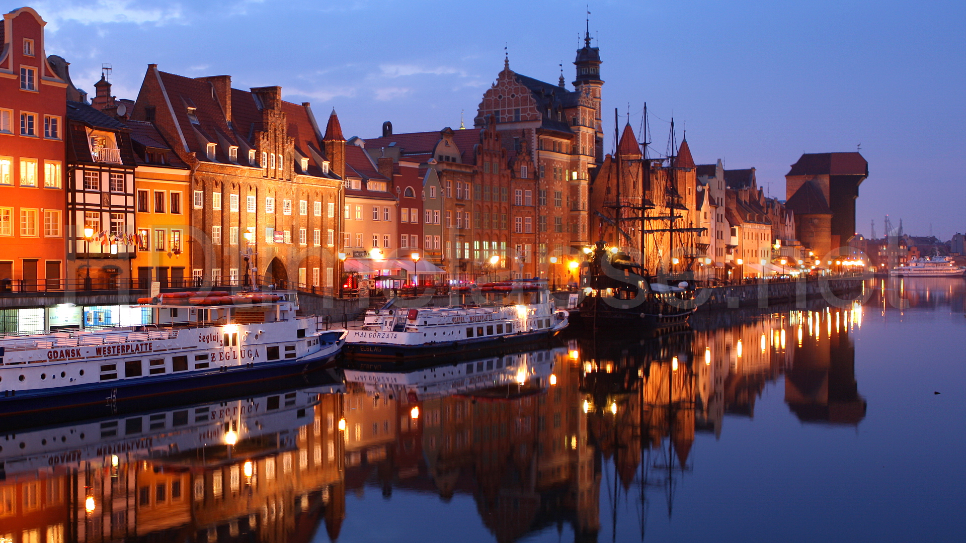 Danzig Wallpaper Hd What To See In Gdansk What To Visit In Gdansk