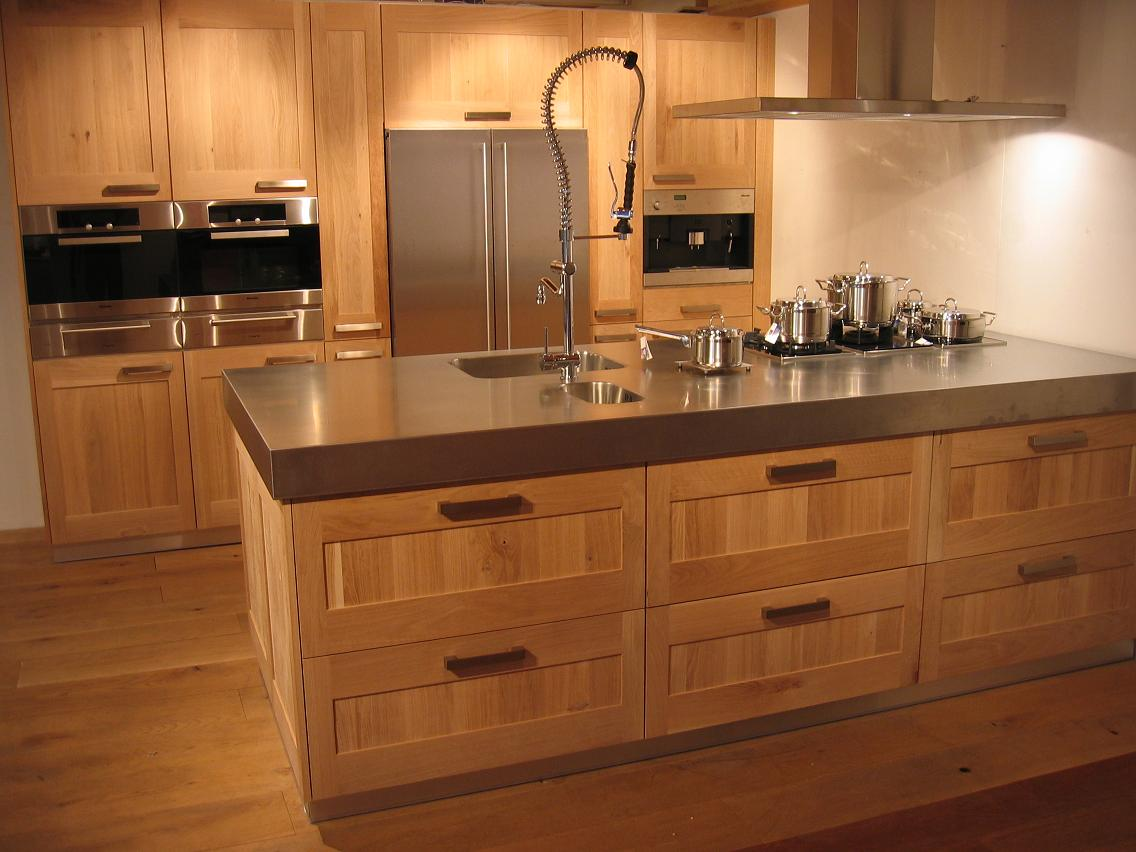 Refinished mahogany kitchen hausslers kitchens cabinet refinishing - Gallery Of Kitchen Cabinet Refacing How To