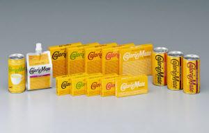 大塚製薬のカロリーメイトの味は現在10種類