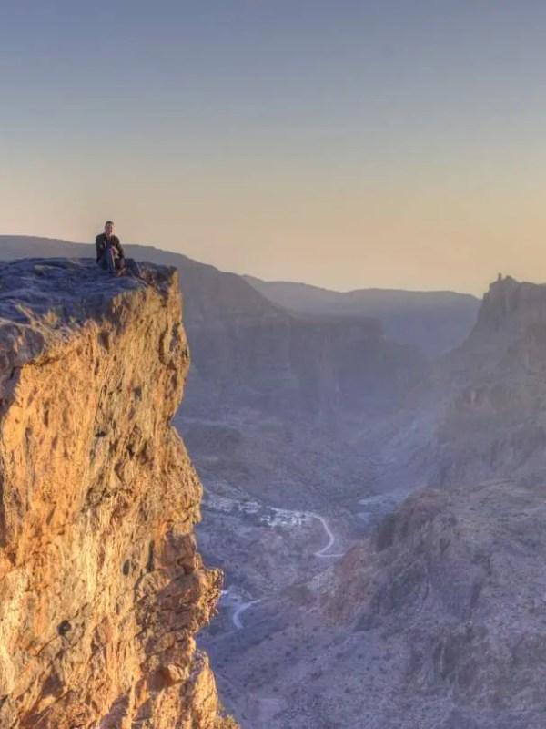 Oman Jebel Al Achdar Michael Dunker