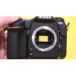Small Crop Of Nikon D3300 Refurbished