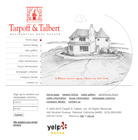 Tarpoff and Talbert.com