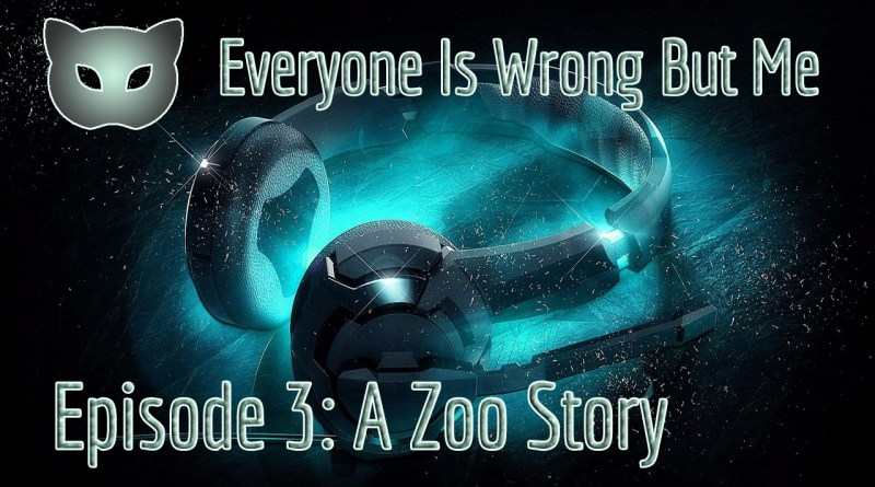 Episode 3 Front Header  A Zoo Story Mint JPG1