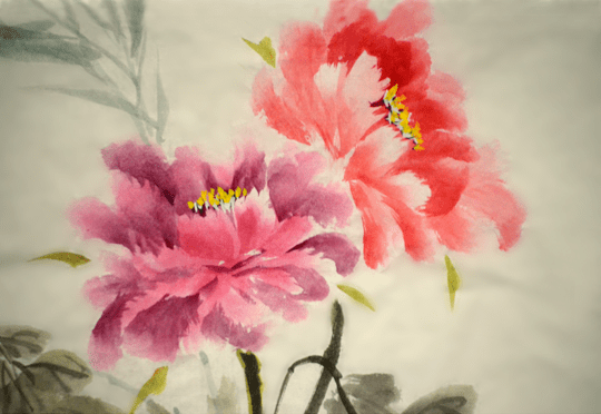 flower-painting-canvas