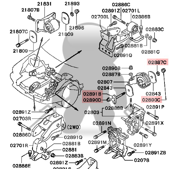 Wiring Diagram For Mitsubishi 3000gt Need wiring diagram for