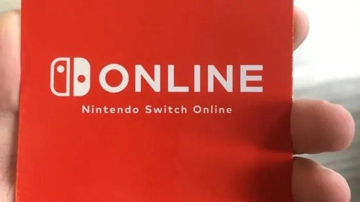 Así son las tarjetas prepago de Nintendo Switch Online - Nintenderos
