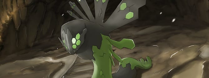 Surprise Zygarde 50% Forme Distribution Event Slithers Across Europe