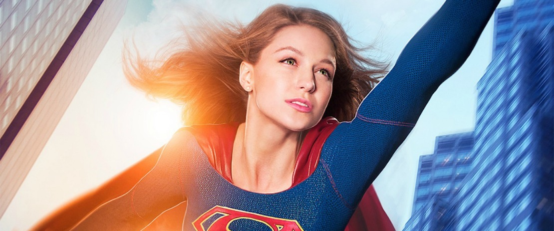 Supergirl Swoops Toward LEGO Dimensions