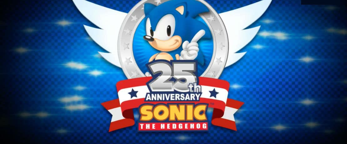 Watch The Sonic 25th Anniversary Party Live!