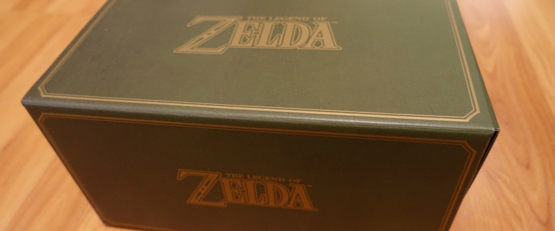 Take A Look Inside The Legend Of Zelda Mystery Box