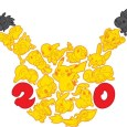 Pokemon 20 ans