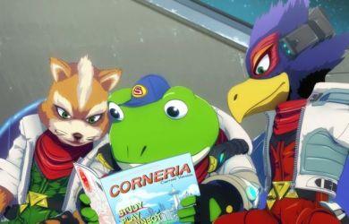 Star Fox Zero Le combat commence
