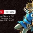Zelda Wii U E3 2016 Nintendo