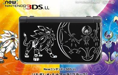 New 3DS pokemon lune soleil