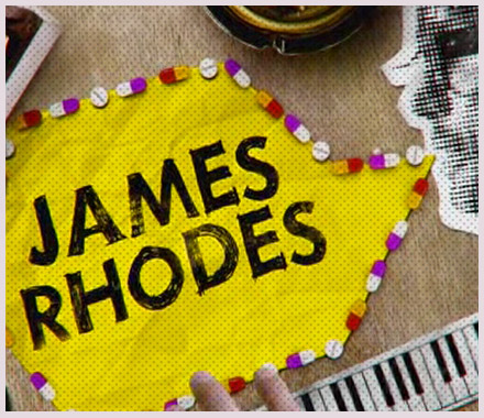 SKY ARTS / JAMES RHODES – PIANO MAN
