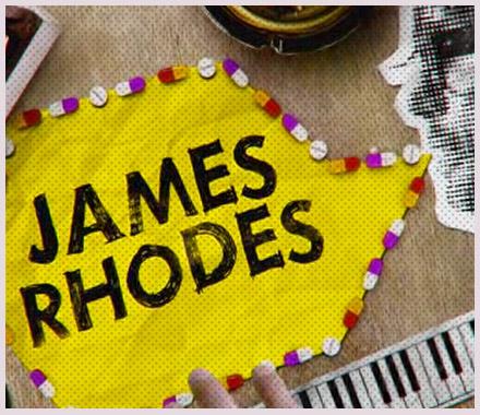 SKY ARTS / JAMES RHODES – PIANO MAN