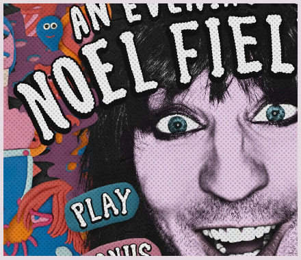 AN EVENING WITH NOEL FIELDING / UNIVERSAL