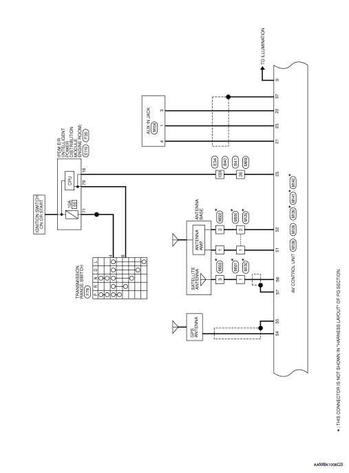 1998 nissan sentra schema cablage