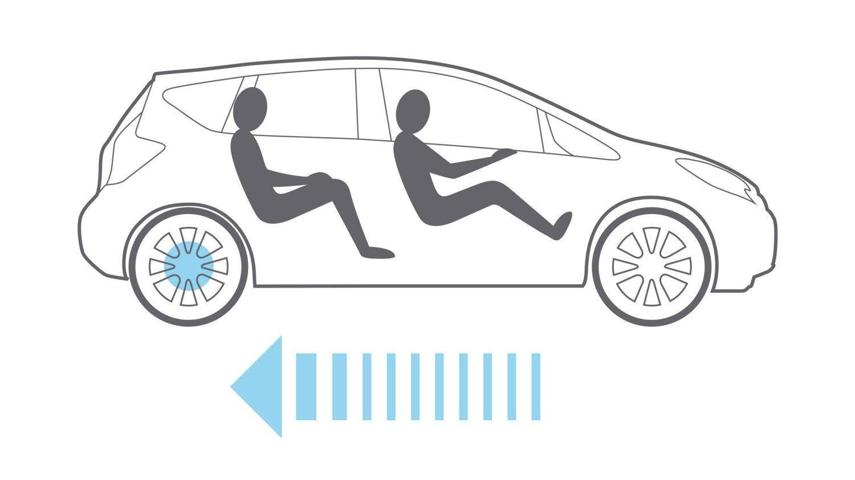 smart car headlight del Schaltplan