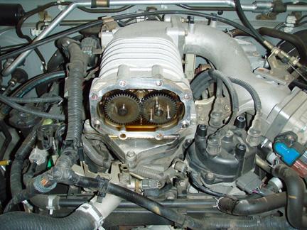 Nissan Frontier Forums Elective \u002703 Supercharger Surgery