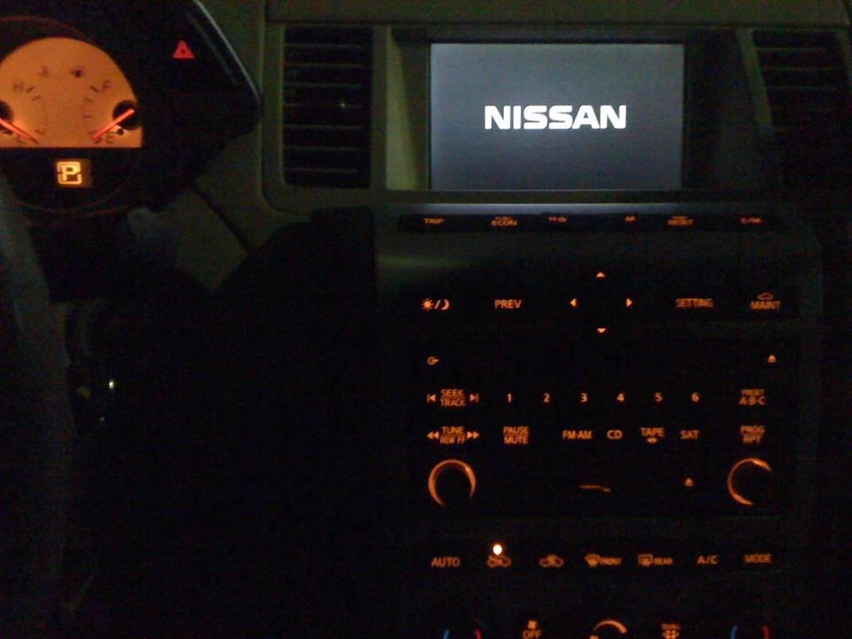 2003 Nissan Murano Bose Amp Wiring Diagram Speaker  Wiring Diagram