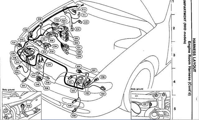 With S14 Sr20det Wiring Harness Diagram Along With Sr20det Wiring