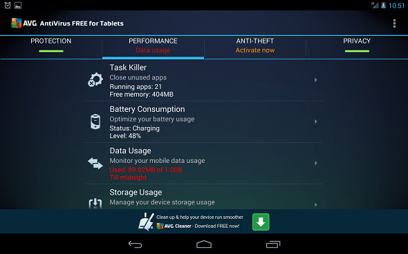 Task killer and Battery Consumption