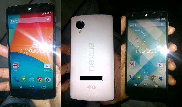 Google Nexus 5 Hands on