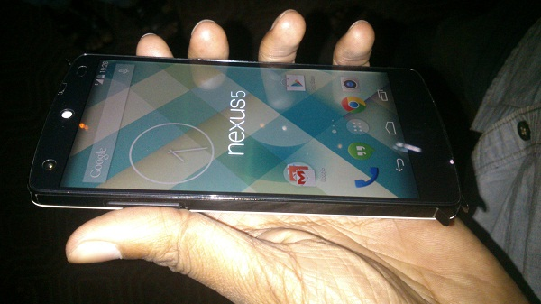 Google Nexus 5 Hardware
