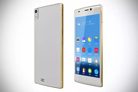 Gionee Elife S5.5 Smartphone First Impression