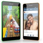 Microsoft Lumia 535 with Lumia Denim Update and 5 MP Selfie Camera Unveiled