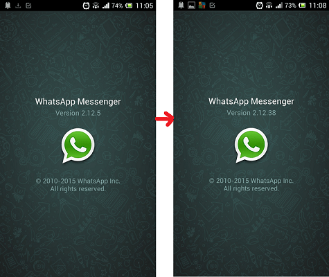 WhatsApp  2.12.34 APK Download