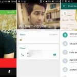 WhatsApp UI got updated with Material Design; Download APK now!