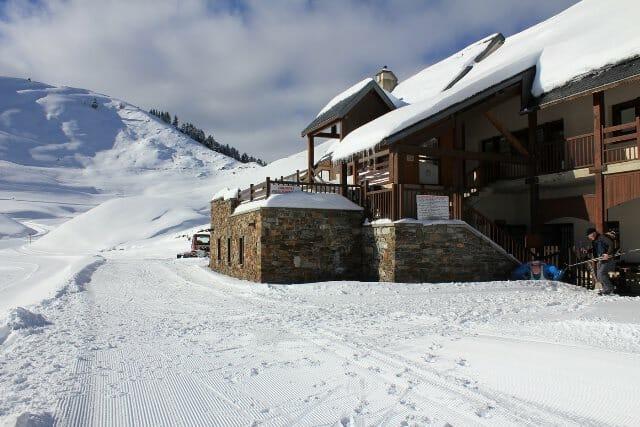 location ski nistos