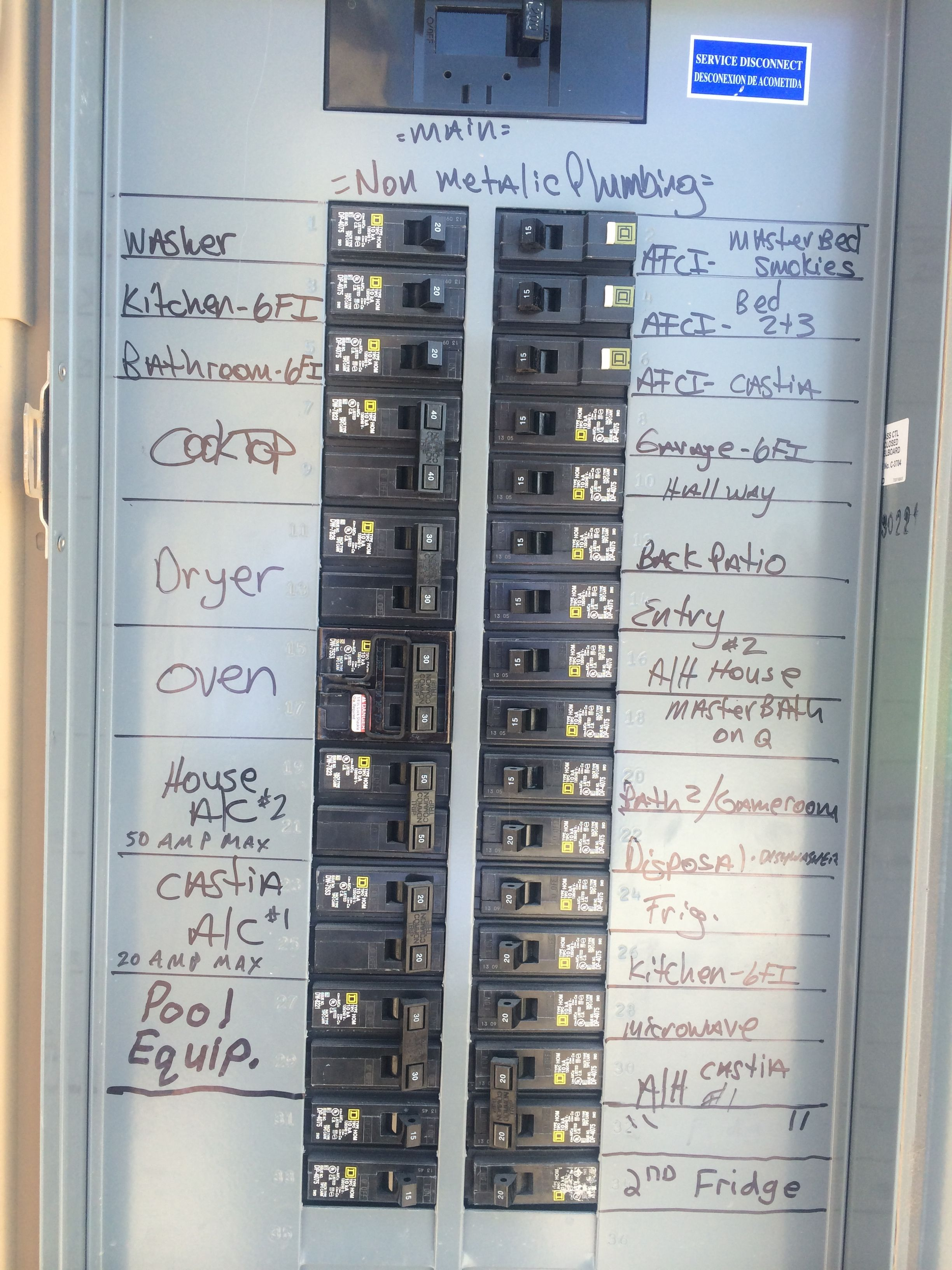 Murray 200 Auto Electrical Wiring Diagram Amp Service Panel 400