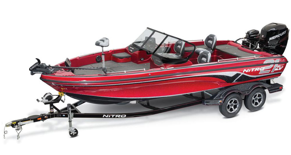 NITRO® Performance Fishing Boats