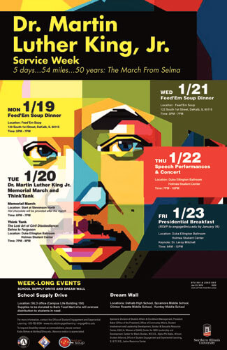 Dr Martin Luther King Posters ed digest shop martin luther king jr