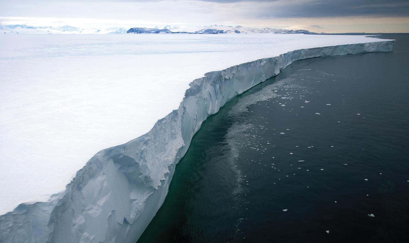 Nansen Ice Sheet Antarctica Niwa